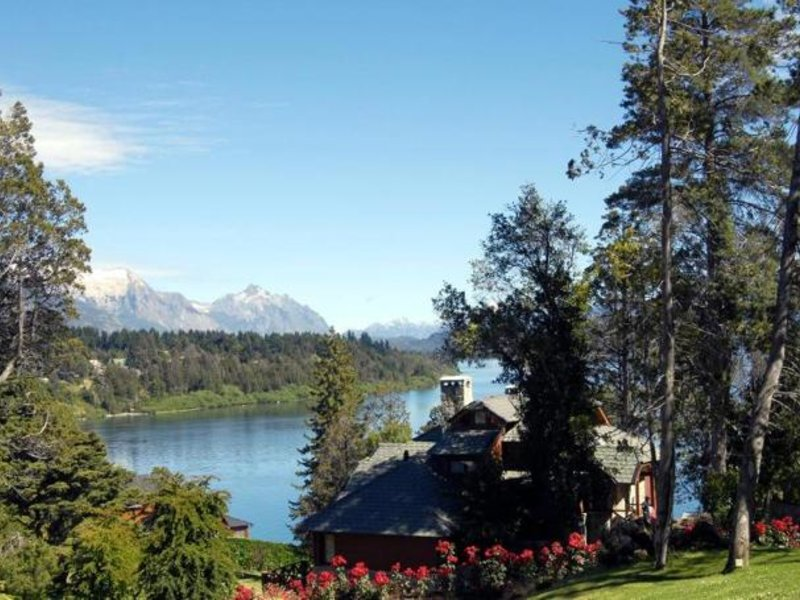 Charming Luxury Lodge & Private Spa Garten