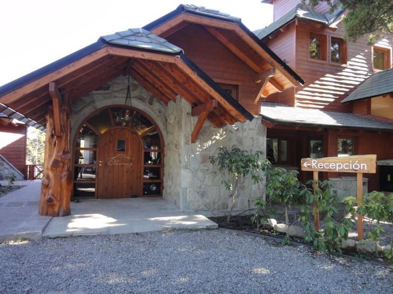 Charming Luxury Lodge & Private Spa Außenaufnahme