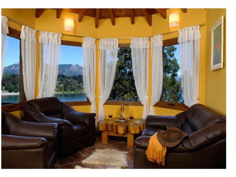 Charming Luxury Lodge & Private Spa Wohnbeispiel