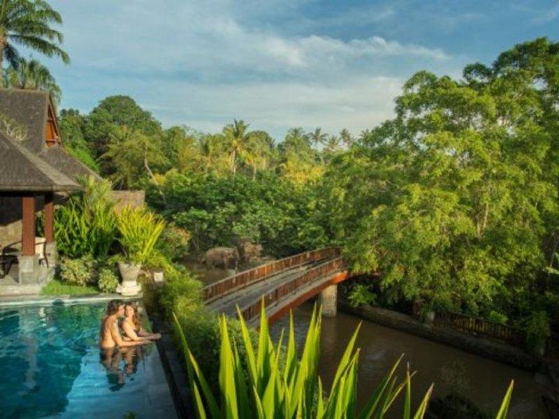 The Sanctoo Villa Garten