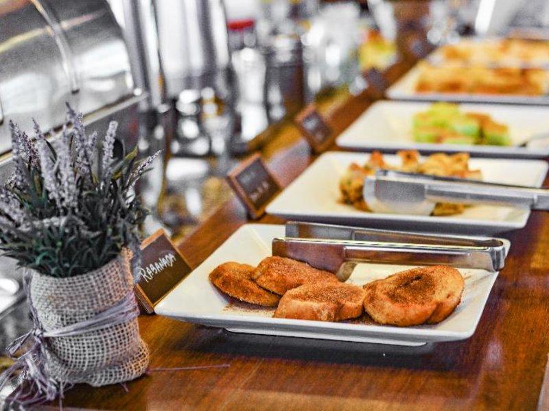 Carmel Express Hotel Restaurant
