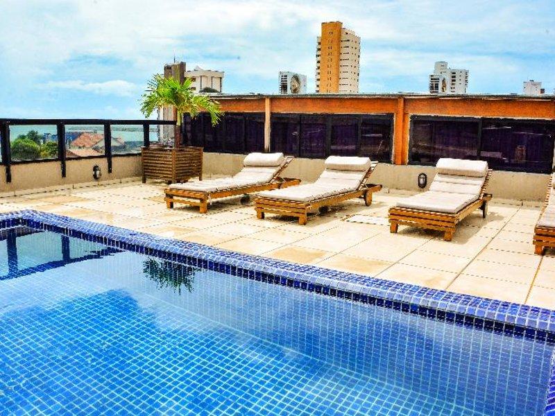 Carmel Express Hotel Pool