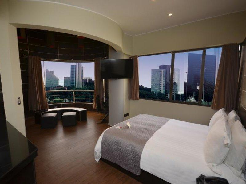 QP Hotels Lima Wohnbeispiel