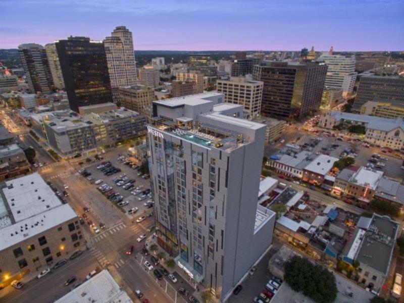 The Westin Austin Downtown Außenaufnahme