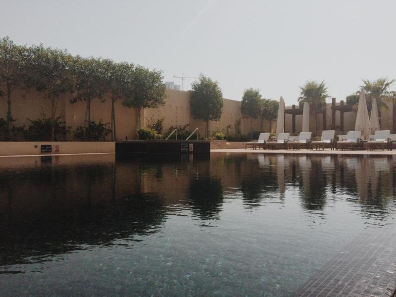 Le Meridien Bahrain City Center Pool
