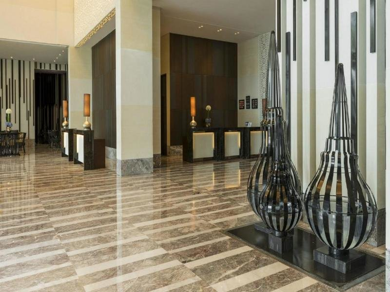 Le Meridien Bahrain City Center Lounge/Empfang