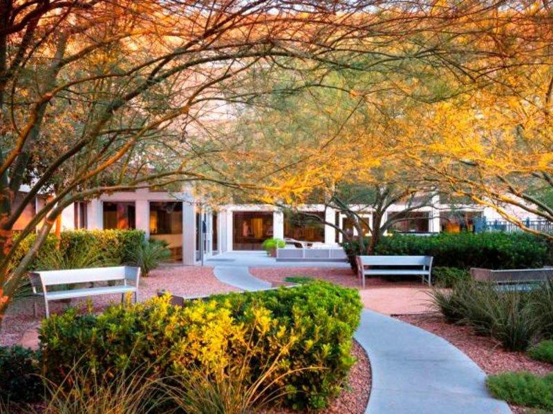 Element Las Vegas Summerlin Garten