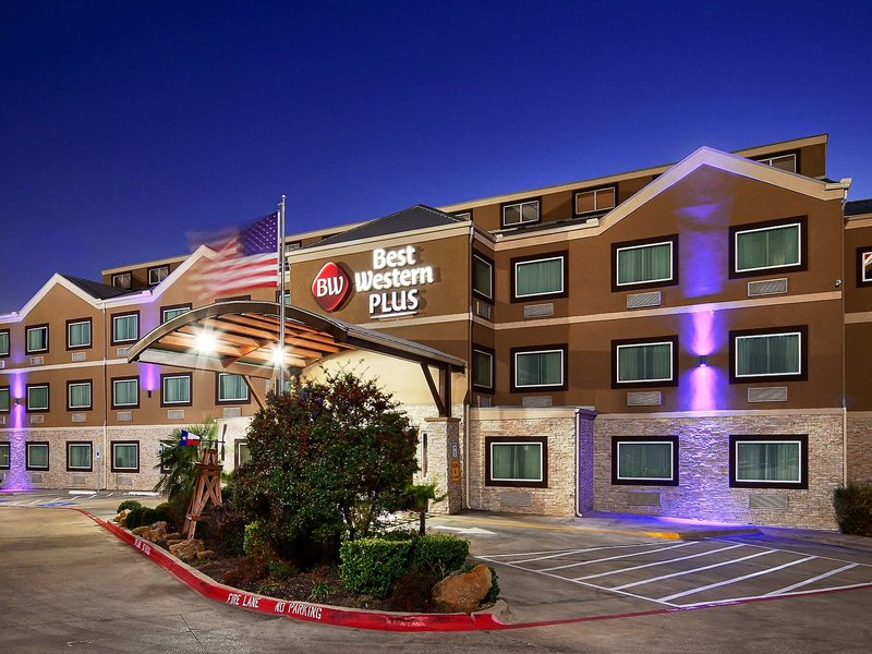 Best Western Plus Arlington North Hotel & Suites Außenaufnahme