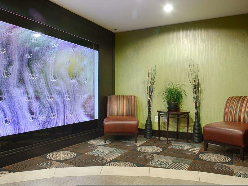 Best Western Plus Arlington North Hotel & Suites Lounge/Empfang
