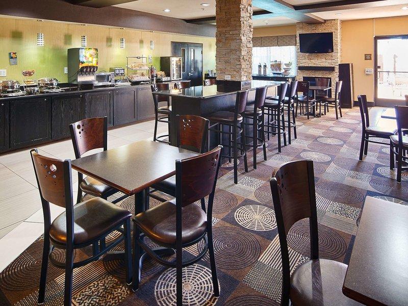 Best Western Plus Arlington North Hotel & Suites Restaurant