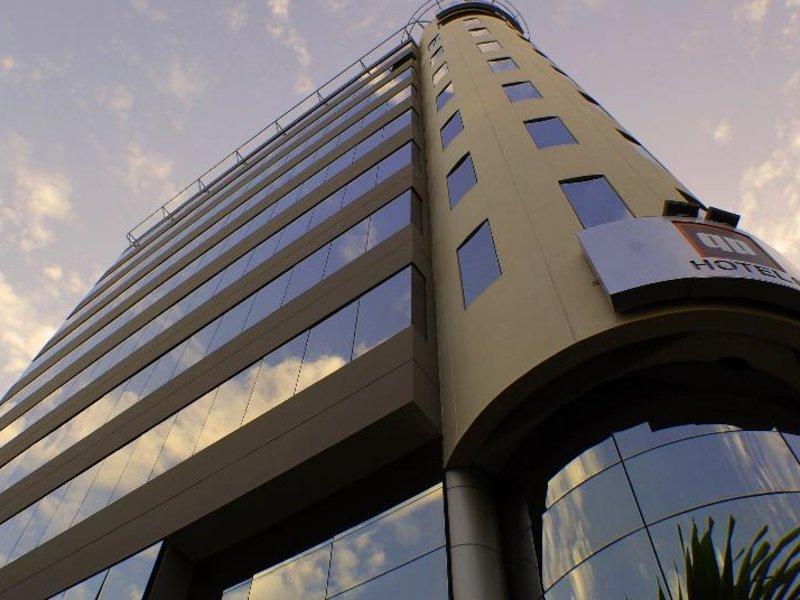 QP Hotels Lima Außenaufnahme