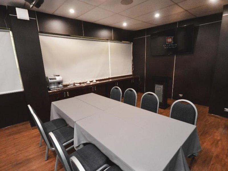 QP Hotels Lima Konferenzraum