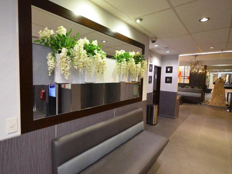 QP Hotels Lima Lounge/Empfang