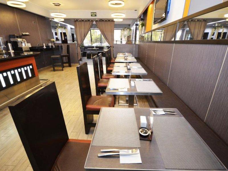 QP Hotels Lima Restaurant