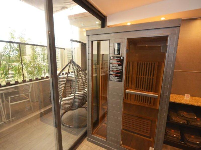 QP Hotels Lima Sport und Freizeit