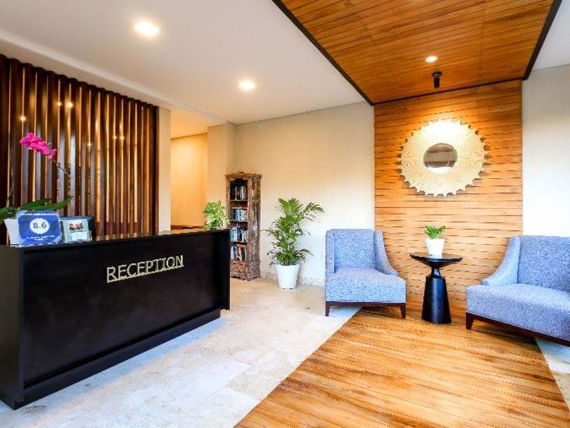 ALeesha Villas & Suites Lounge/Empfang