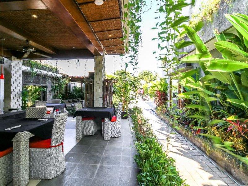 ALeesha Villas & Suites Restaurant