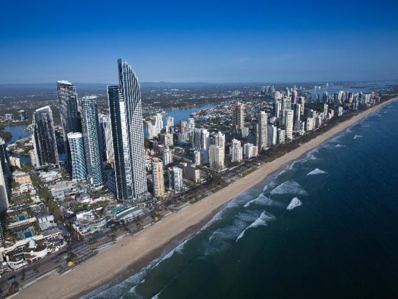 Peppers Soul Surfers Paradise Landschaft