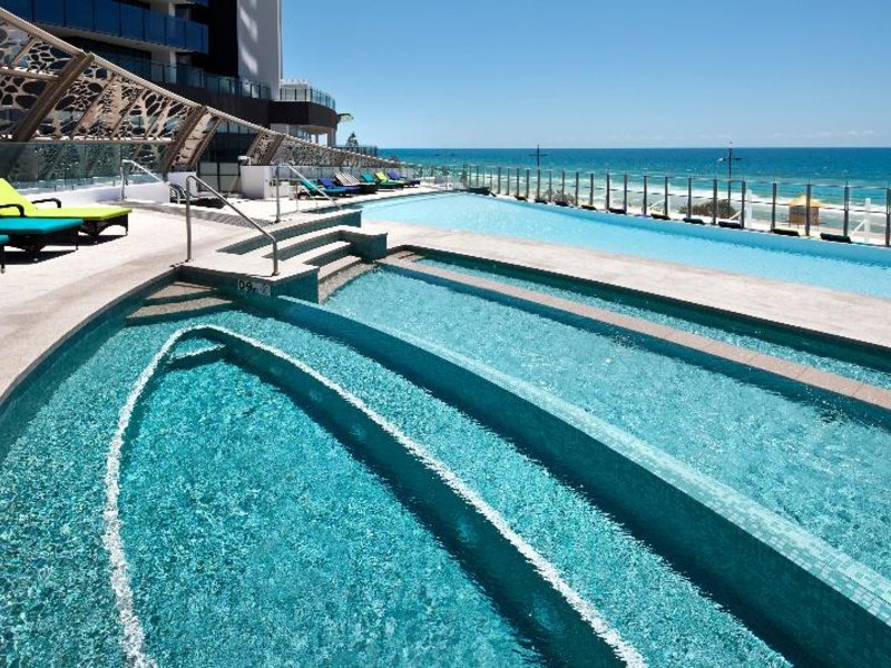 Peppers Soul Surfers Paradise Pool