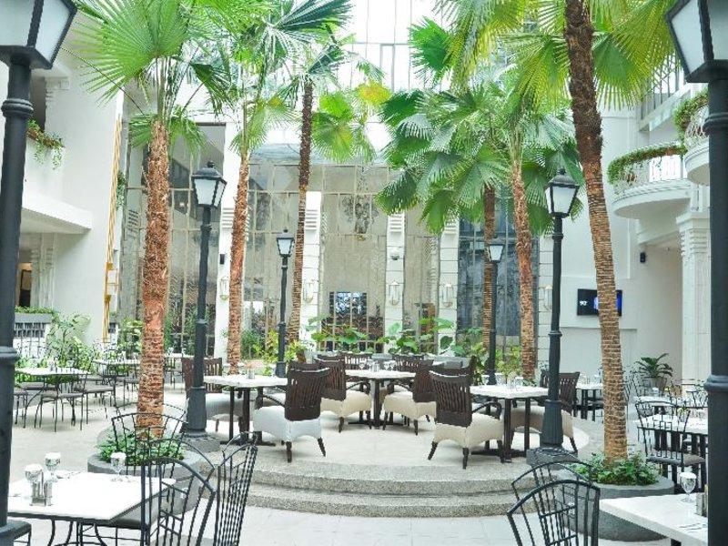 Savoy Homann Bidakara Hotel Restaurant