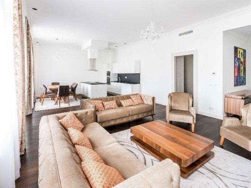 Uttö Luxury Suites Wohnbeispiel