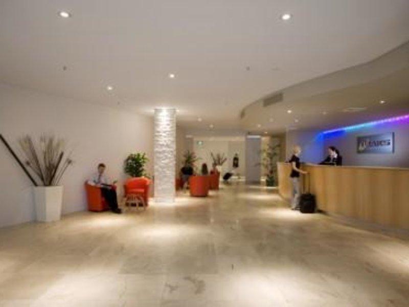 Oaks Gateway Suites  Wohnbeispiel