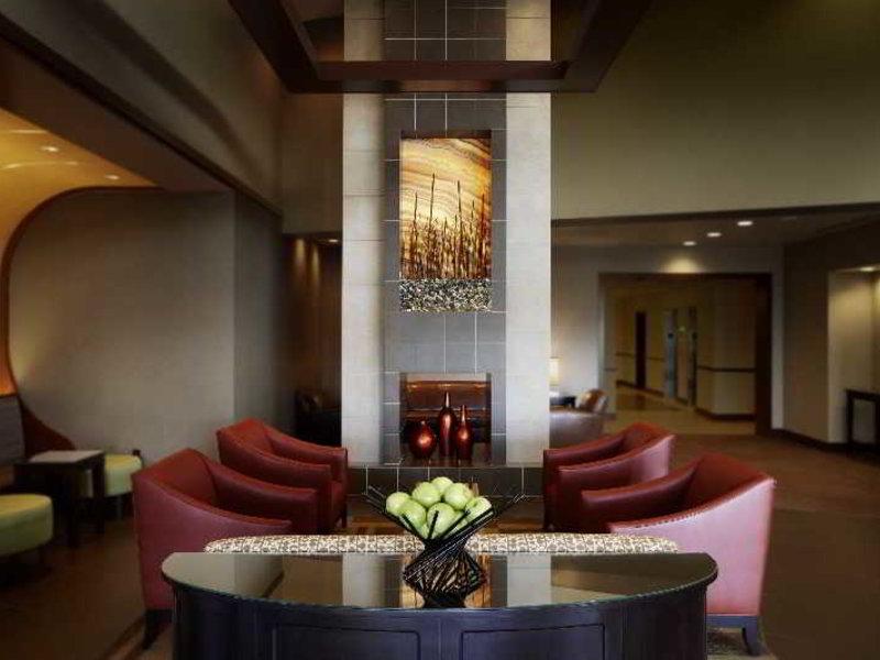 Hyatt Place Yerewan Lounge/Empfang