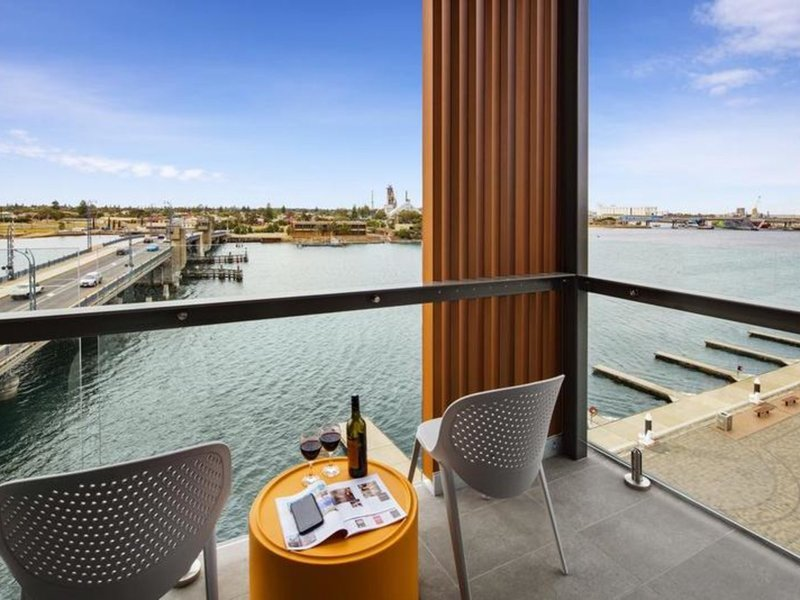 Quest Port Adelaide Terrasse