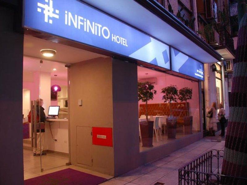 Infinito Hotel Eco Design Bar
