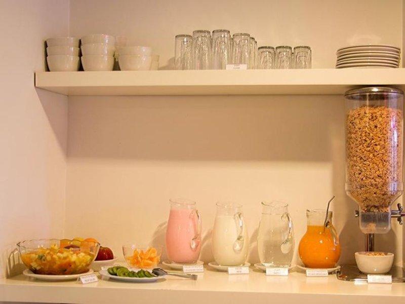 Infinito Hotel Eco Design Restaurant