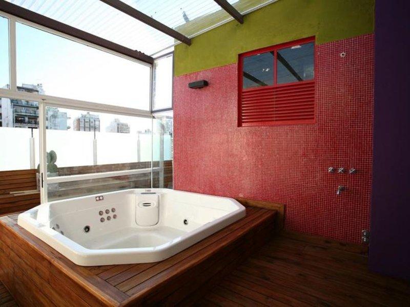 Infinito Hotel Eco Design Sport und Freizeit
