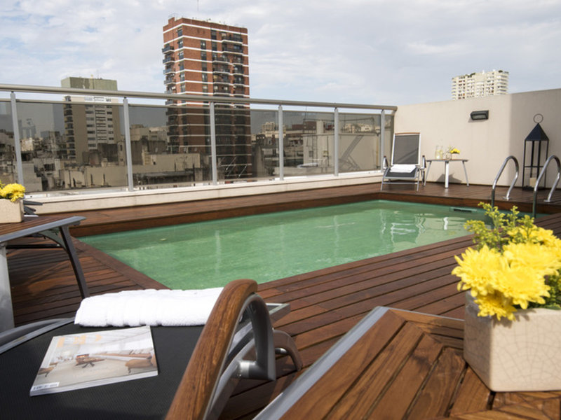 Arc Recoleta Boutique Hotel & Spa Pool