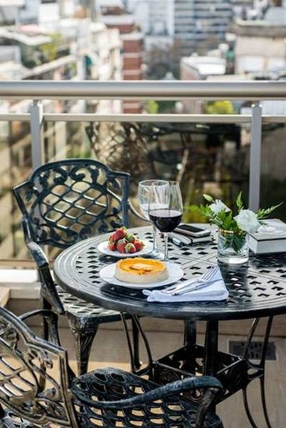Arc Recoleta Boutique Hotel & Spa Terrasse