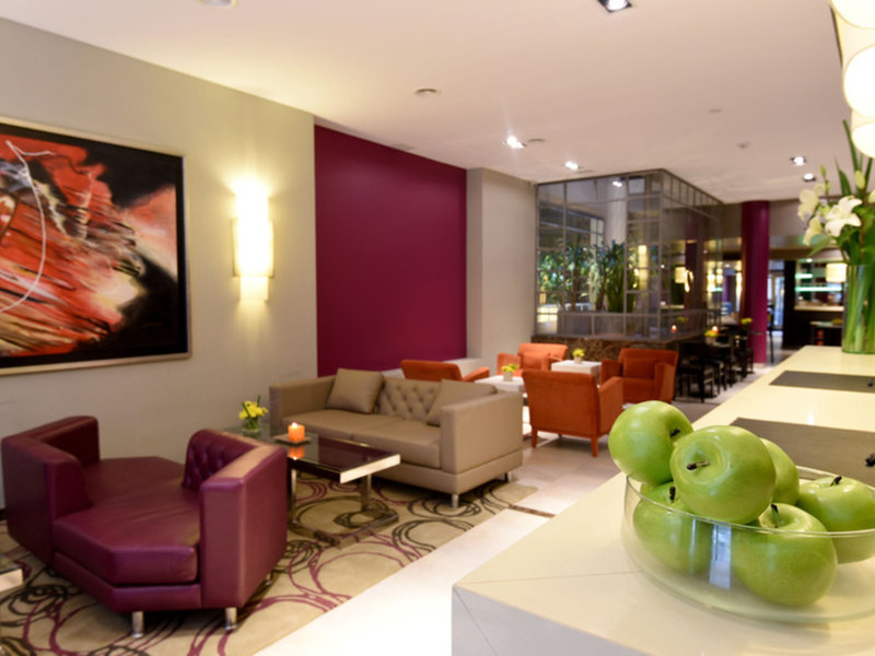 Arc Recoleta Boutique Hotel & Spa Lounge/Empfang