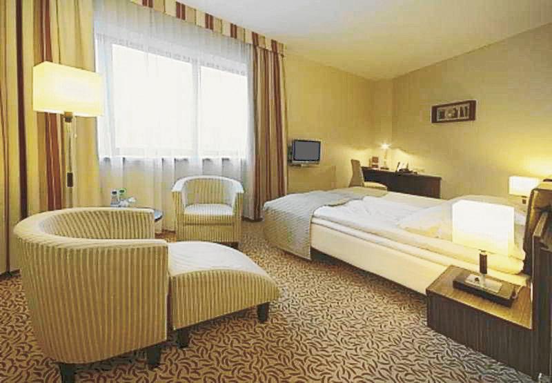 Qubus Hotel Lodz Wohnbeispiel