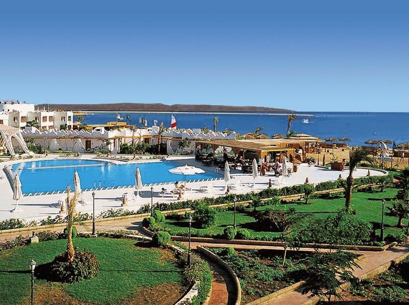 Swiss Inn Resort DahabAuߟenaufnahme