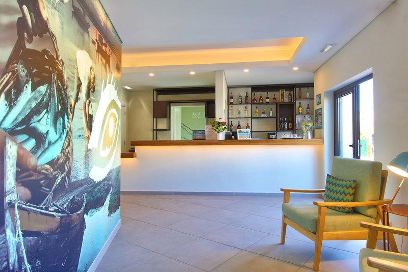 Aguahotels Alvor Lounge/Empfang