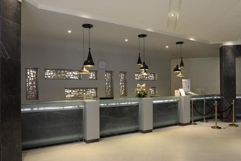 Hotel Club Palm AzurLounge/Empfang