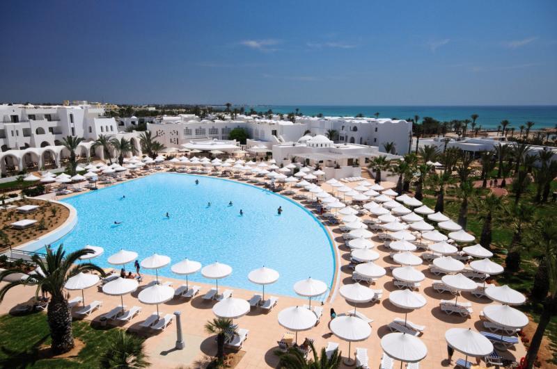 Hotel Club Palm AzurAuߟenaufnahme