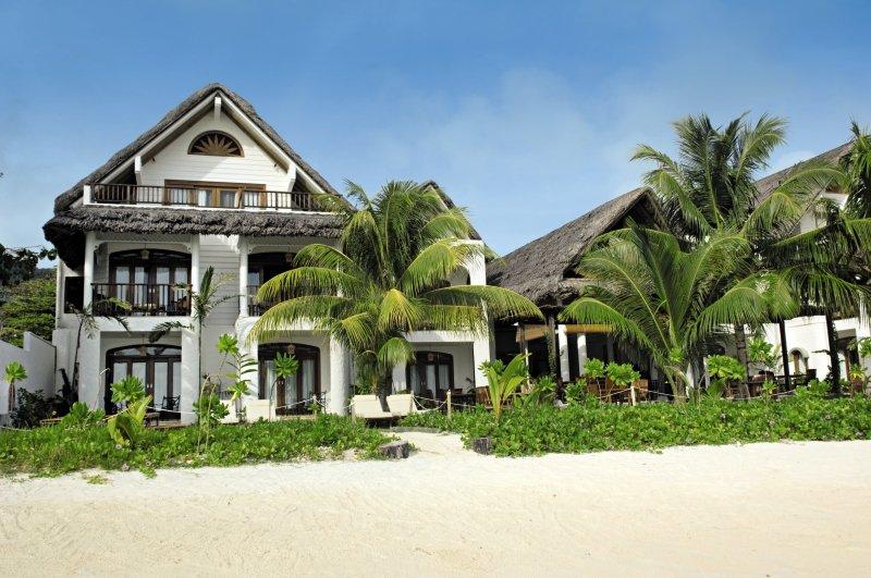 Hotel Village du PecheurAuߟenaufnahme