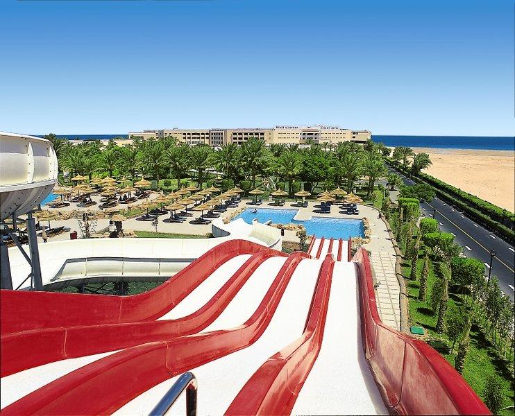 Beach Albatros ResortLandschaft