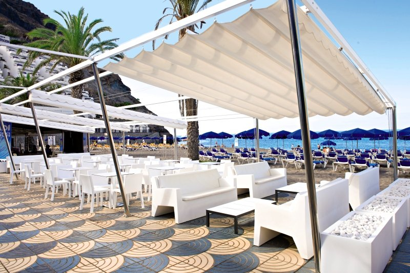 Mogan Princess & Beach ClubTerasse