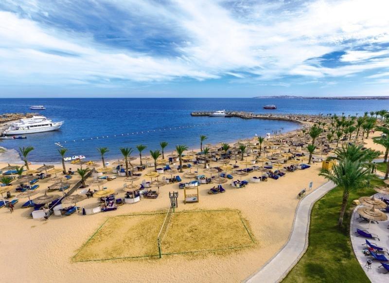 Beach Albatros ResortStrand
