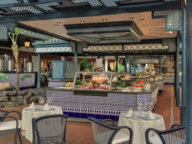 Seaside Los Jameos PlayaRestaurant