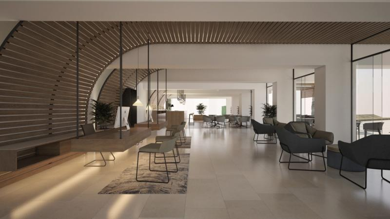 Ferrer MaristanyLounge/Empfang