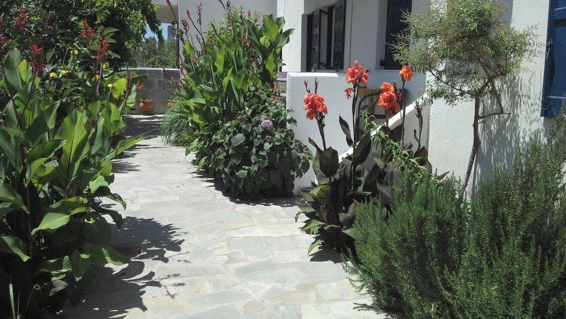 Villa Poseidon Garten