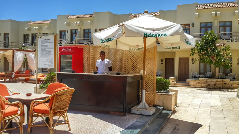 Cataract Layalina Resort Bar