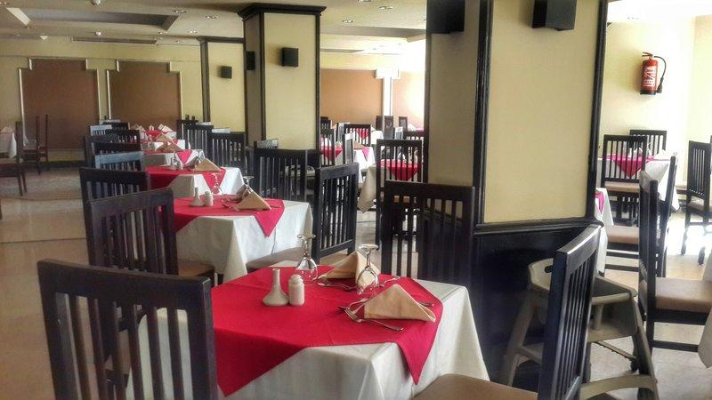 Cataract Layalina Resort Restaurant