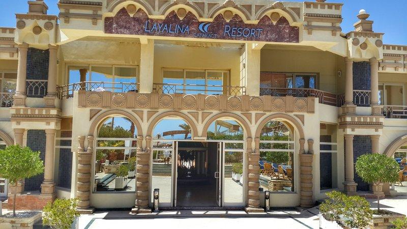 Cataract Layalina Resort Außenaufnahme