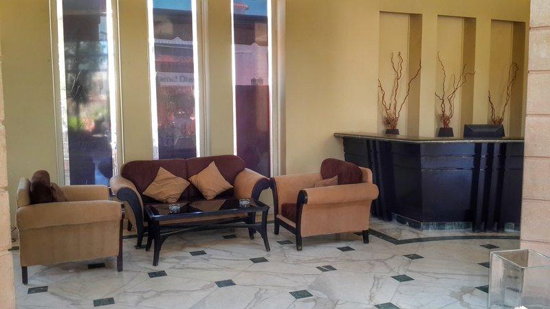 Cataract Layalina Resort Lounge/Empfang